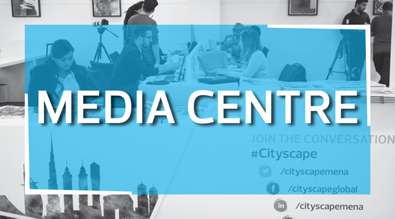 Cityscape Global Media Centre