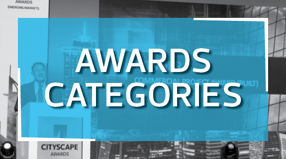 Cityscape Global Awards Categories