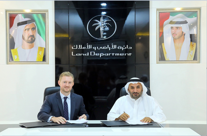 Cityscape Global and Dubai Land Department MOU